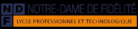 LYCÉE Notre Dame de Fidélité – CAEN Logo